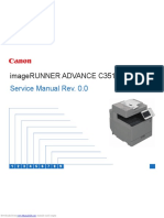 Imagerunner Advance c350 Series