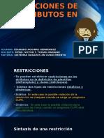 Restricciones de Los Atributos.pptx