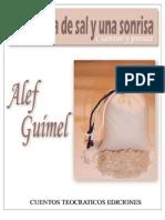 Una bolsa  de sal y una sonrisa - Alef Guimel