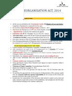 AP State Reorganisation Act