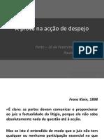 A prova na acção de despejo - Porto - 10-2-2017.pdf