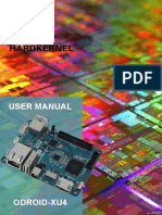 Odroid Xu4 User Manual