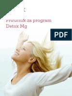 Detox Donat Mg Prirucnik