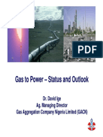 Gas Aggregation Company of Nigeria Investor Forum Presentation
