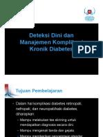 19. PDCI Core Deteksi Dini Komplikas Kronik [Compatibility Mode]