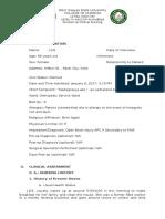 ORTHO VITAL INFO-CLINICAL INSPECTION.docx