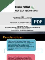 Referat Manajemen Luka