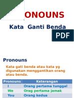 10. Pronouns