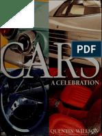 Cars - A Celebration