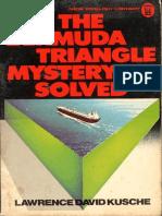 The Bermuda Triangle Mystery Solved - Lawrence David Kusche.pdf