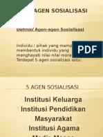 Agen-Agen Sosialisasi 2015