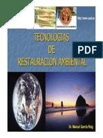 Remediacion y Restauracion Ambiental