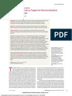 Basal Ganglia Circuits as Targets for Neuromodulation in Parkinson Disease