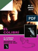 El Colibrí 21