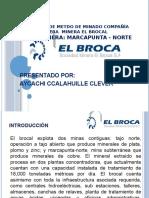 Compañia Minera El Brocal Expo