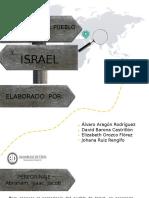 Peregrinaje Pueblo de Israel