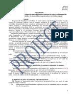 Proiect Procedura Comert 2017 2