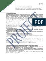 Proiect Procedura Femeia Manager 2017