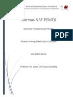 Normas Nrf Pemex.
