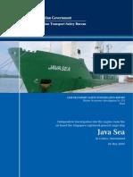 Atsb Java Sea Mair215 001