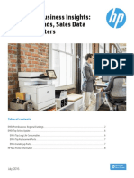 EMEA Print Business Insights (FY16 Q2)