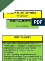 Sistemas de Defensa