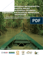 Manuales de contenidos de capacitación para pueblos indigenas - Versión Wachiperi