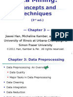 Distributed System Preprocessing