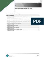 ET 02 - Especificacion Computadoras Personales PC-XXX ETAP V21 0