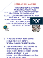 Encadenate las Tarlipes!!!