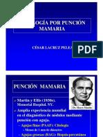 CITOLOGIA POR PUNCION MAMARIA