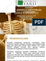 axenfeld-rieger syndrome ppt