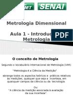Aula 1 - Metrologia
