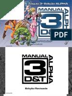 3D&T Alpha - Manual