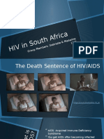 HIV in South Africa