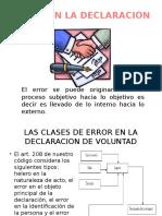 ERROR EN LA DECLARACION.pptx