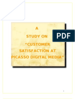 Customer Satisfactiont Inpiccaso Digital Media New
