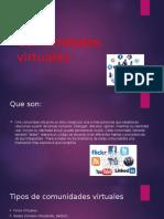 Comunidades virtuales