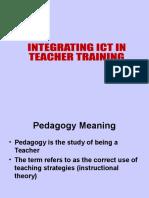Integrating ICT