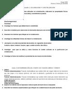Guía de estudio cristalización