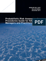 NASA Probabilistic Risk Assessment Procedures Guide