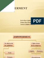 Empowerment Presentacion