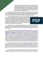 Reflection Paper Adjustment Bureau