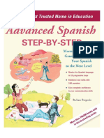 Advanced Spanish Step by Step