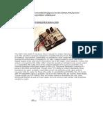 Projeto amplificador de potência 125W c/ MJ15003