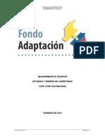Anexo 1 - Requerimientos_tecnicos_fase_i_miraflores - Vias de Acceso