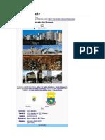Belo Horizonte Futuro Passado e Presente