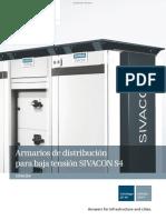 SIVACON LV56 Complete Spanish 2014