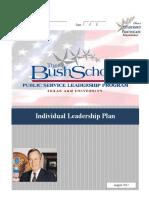PSLP Individual Leadership Plan