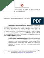 Mendonca Prado Escumprimento de Ordem Judicial
